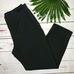 {Piazza Sempione} sz 6 forest green Audrey pants